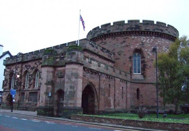 The Northern Farmer: The Citadel, Carlisle