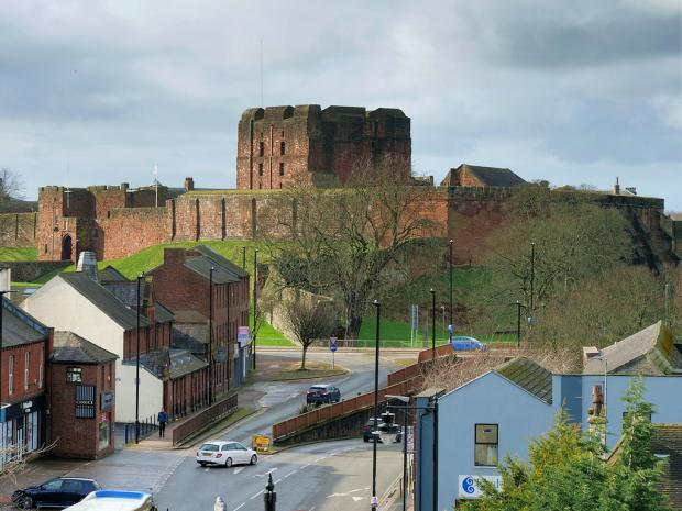 The Northern Farmer: Carlisle Castle