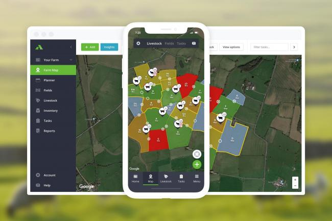 Mobile app that can help record performance data on Stabiliser Cattle Company's animals