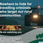 The Northern Farmer: RURAL CRIME: Operation Hawk - an ongoing initiative designed to tackle rural and cross-border crime